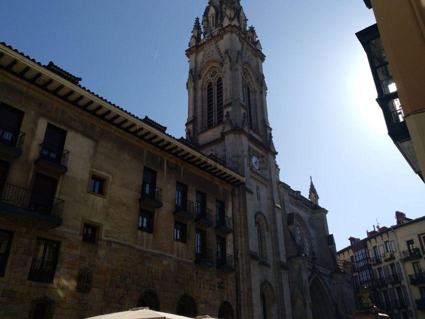 Piso en calle Carnicería Vieja, Bilbao, Casco Viejo, Bilbao