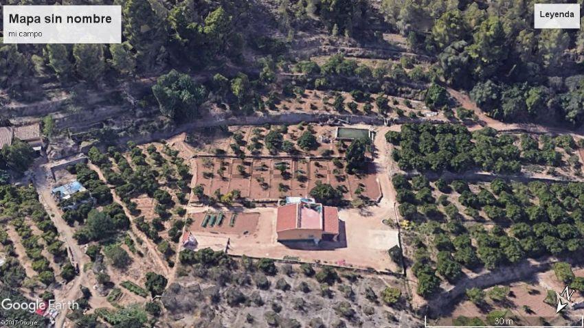 Finca rústica en partida sentenilla, s n, La Nucia Pueblo, La Nucia