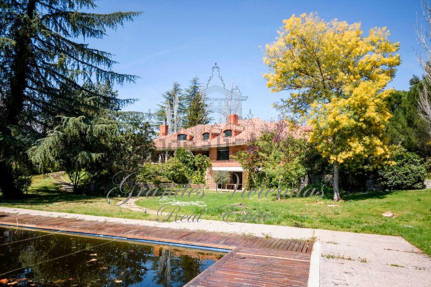 Casa o chalet independiente en Aravaca, Madrid
