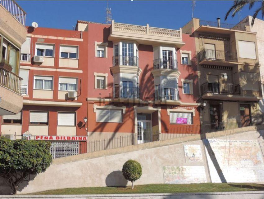 Piso en calle Lope Gisbert, 3, Casco Antiguo, Águilas