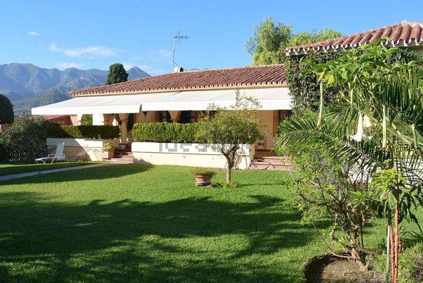 Casa o chalet independiente en Cortijo Nagueles, La Carolina-Guadalpín, Marbella