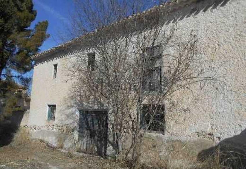 Casa o chalet independiente en Partida Salmeron, 19, Moratalla