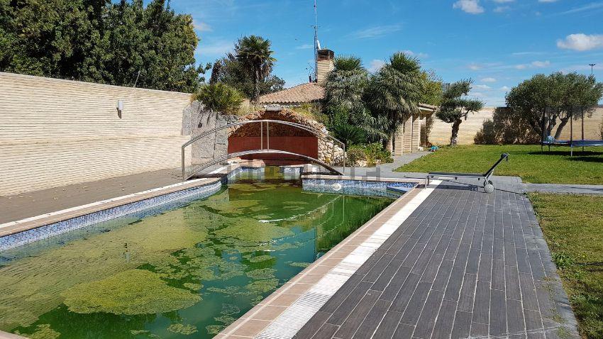 Casa o chalet independiente en camino el Tomillar, 12, Casetas - Garrapinillos -