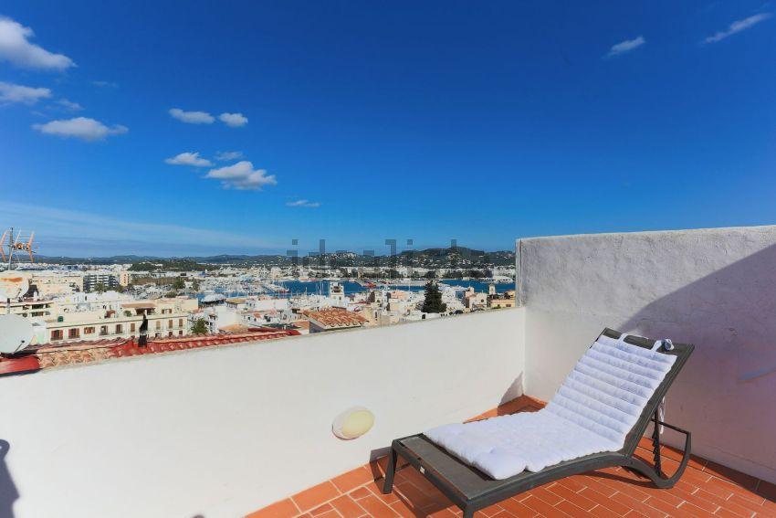 Piso en calle la Santa Creu, 20, Dalt Vila - La Marina, Eivissa