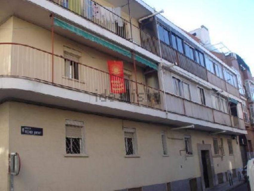 Piso en calle Vicenta Jimenez, Buena Vista, Madrid