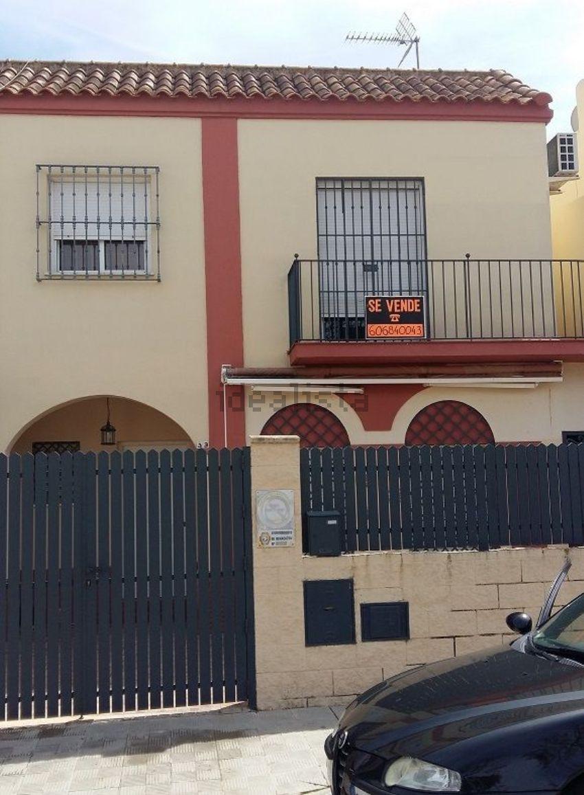 Chalet adosado en plaza Antonio Mairena, 13, Benacazon
