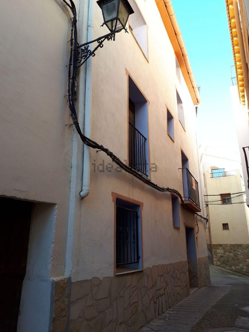 Casa de pueblo en calle Regla, 12, Oliete