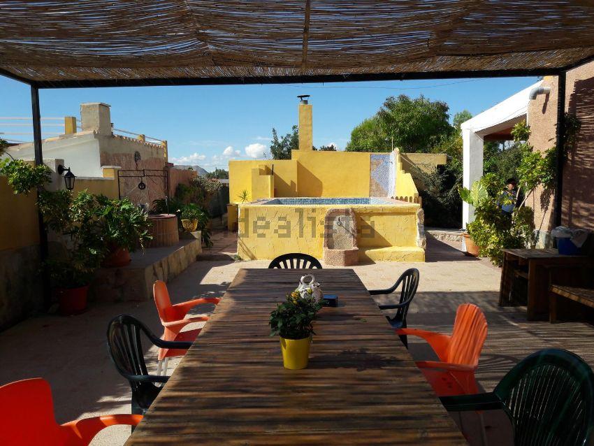 Chalet adosado en calle còssil, 47, Villamontes-Boqueres, San Vicente del Raspei