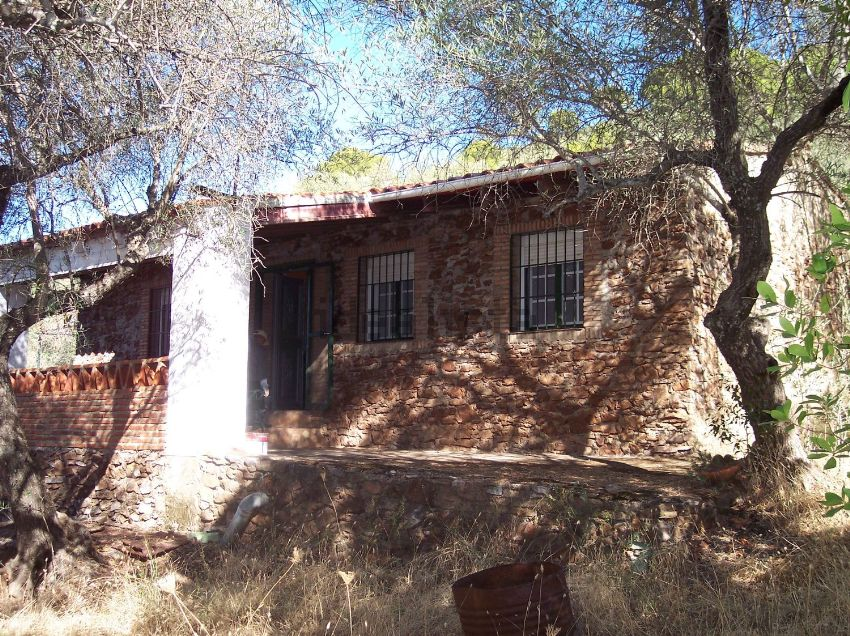 Finca rústica en camino del bujo, s n, Arroyomolinos de Leon
