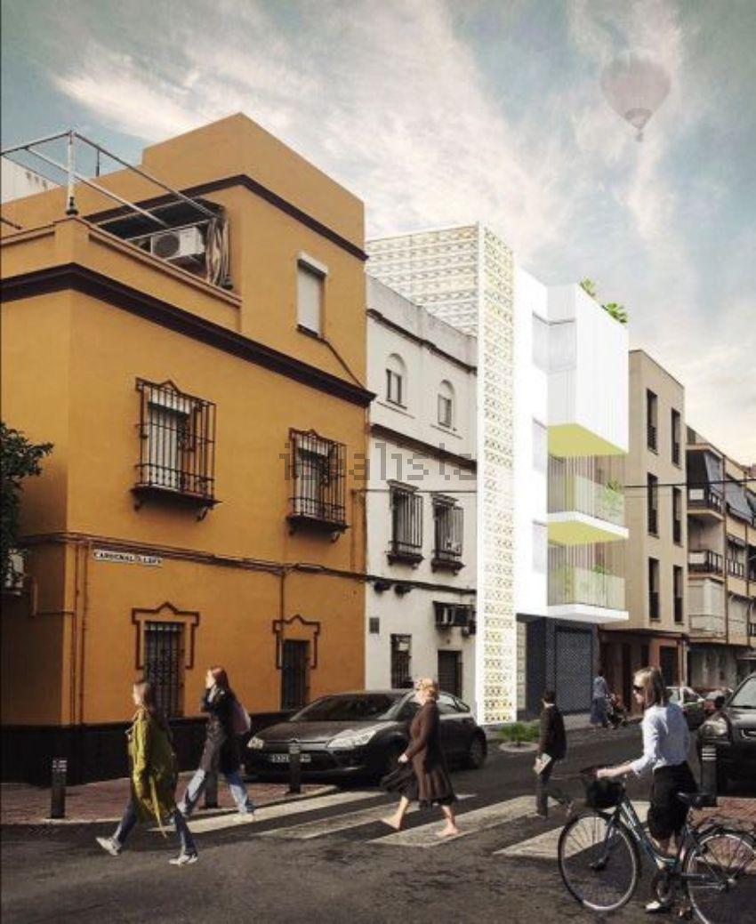 Piso en calle Cardenal Lluch, 29, Nervión, Sevilla