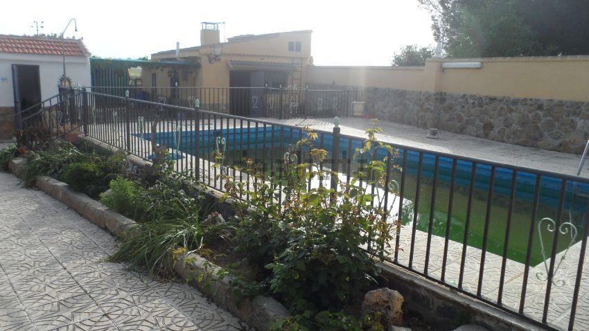 Casa o chalet independiente en Carranque