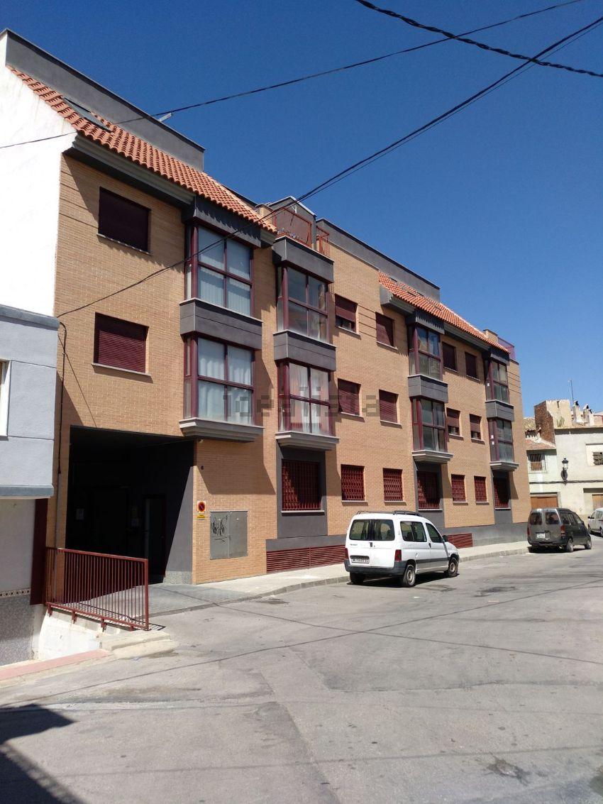 Piso en calle Matrona Francisca Pedrero, Archena