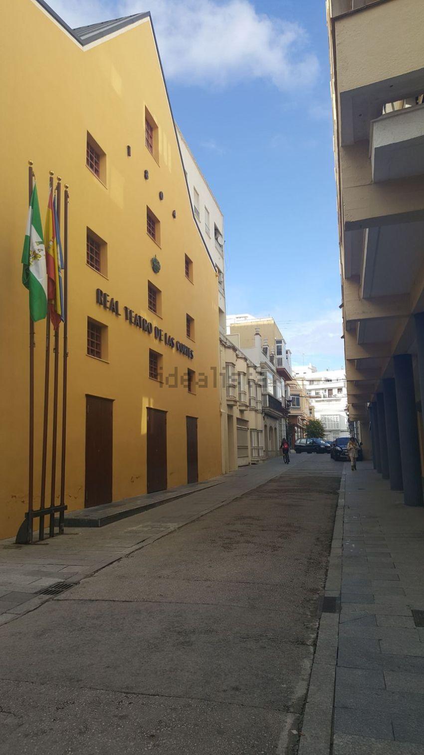 Piso en calle C, 6, La Casería - San Carlos, San Fernando