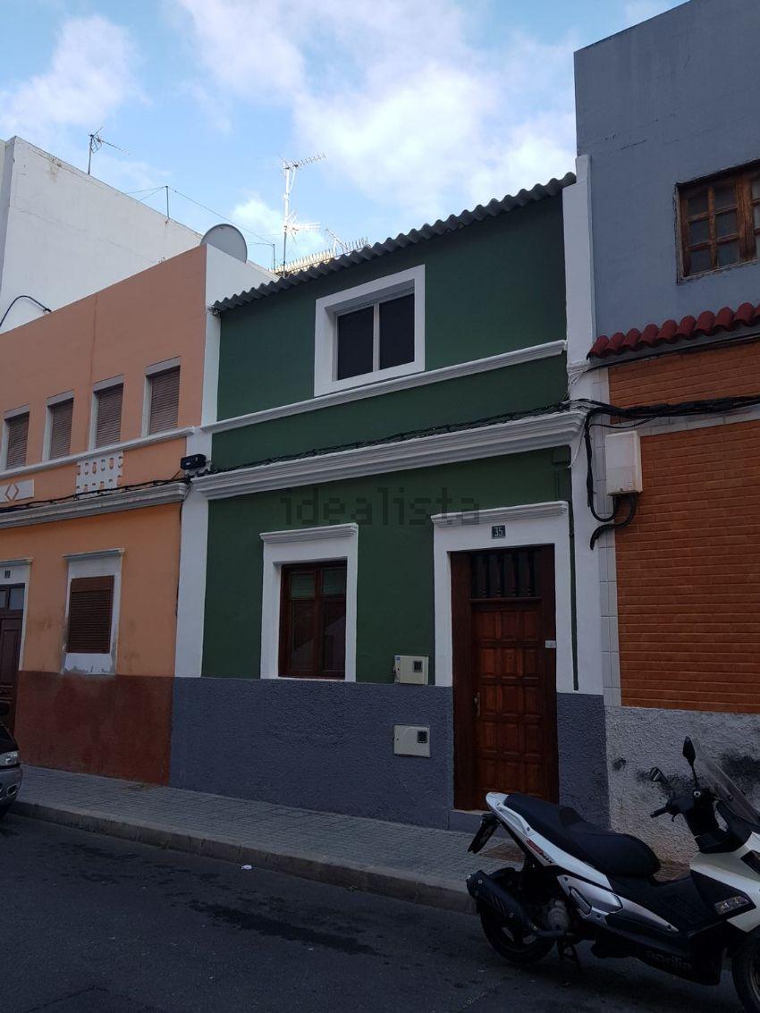 Chalet adosado en Ave del Polvorín, Schamann - Rehoyas, Las Palmas de Gran Canar