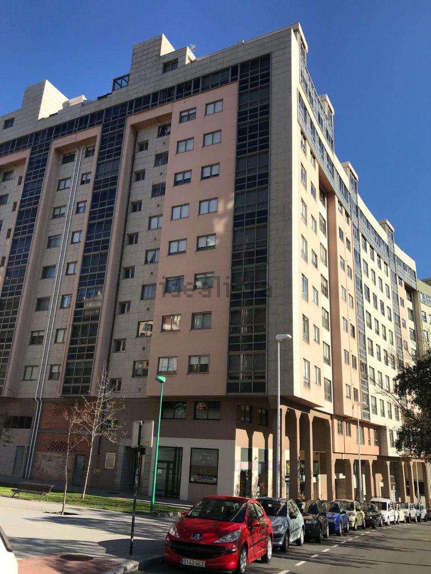 Piso en calle Alcalde Suárez Ferrín, 3, Riazor - Los Rosales, A Coruña
