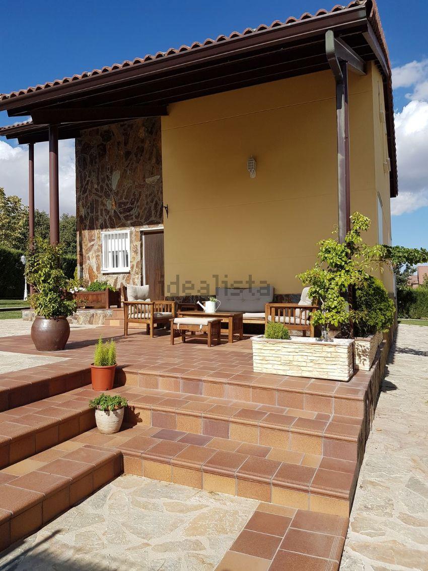 Casa o chalet independiente en calle los sauces, s n, Zarzuela del Monte