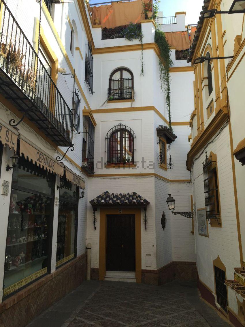 Piso en rodrigo caro, 13, Santa Cruz - Alfalfa, Sevilla