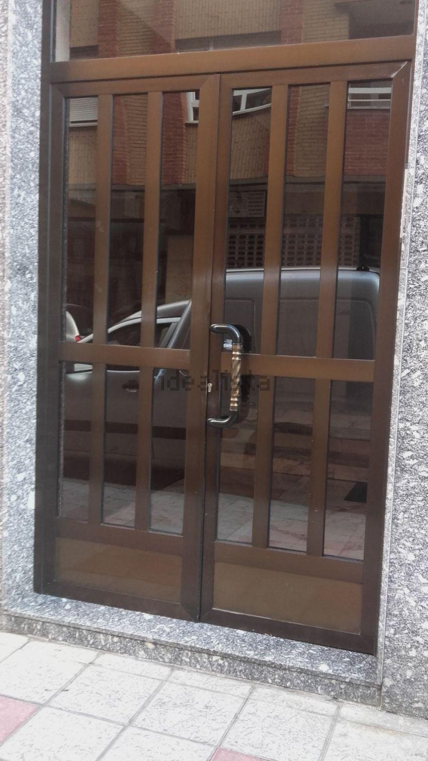 Piso en calle Obispo Almarcha, 6, El Ejido- Sta. Ana, León