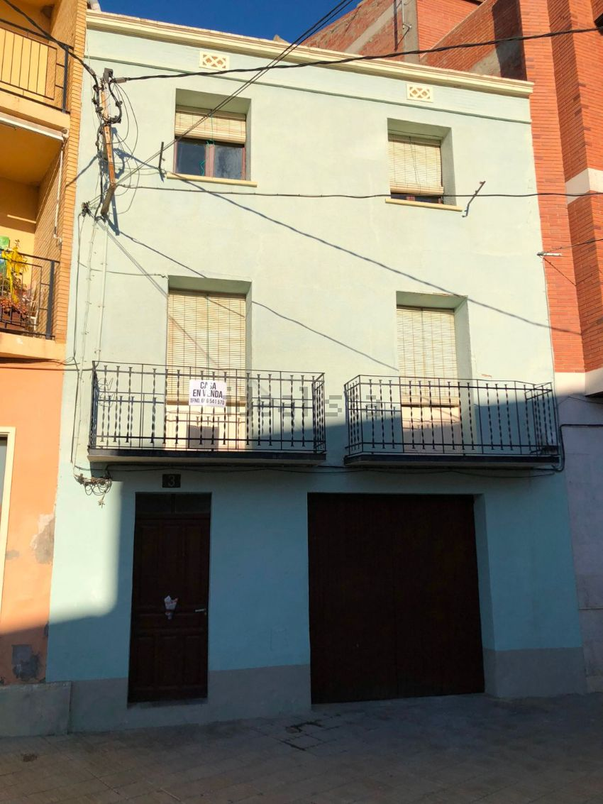 Casa de pueblo en calle Poble Sec, 3, Torrefarrera