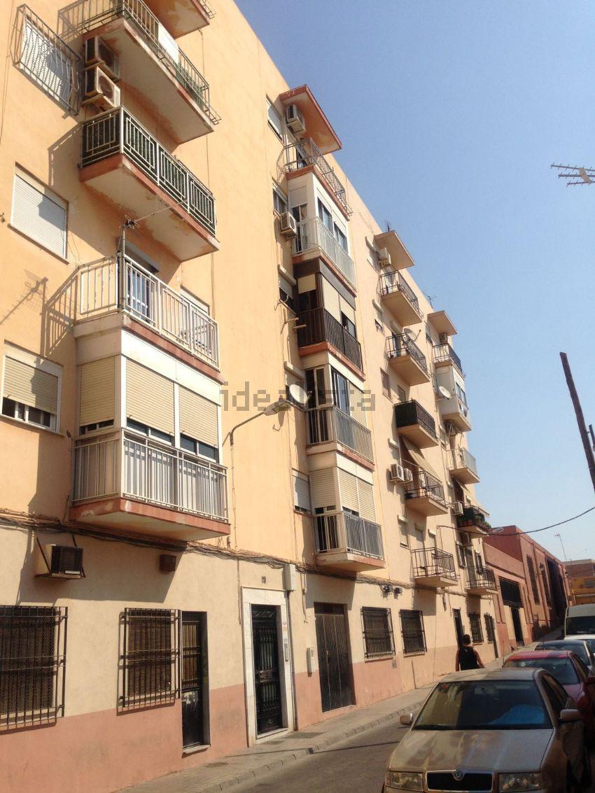 Piso en JUAN SEGURA MURCIA, Barrio San Luis - Los Molinos, Almería