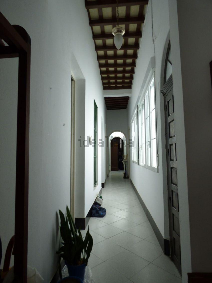 Chalet adosado en Real, Centro Ciudad, San Fernando