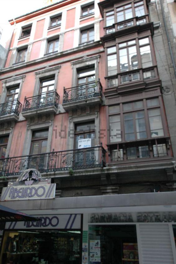 piso en venta calle palacio valdes oviedo