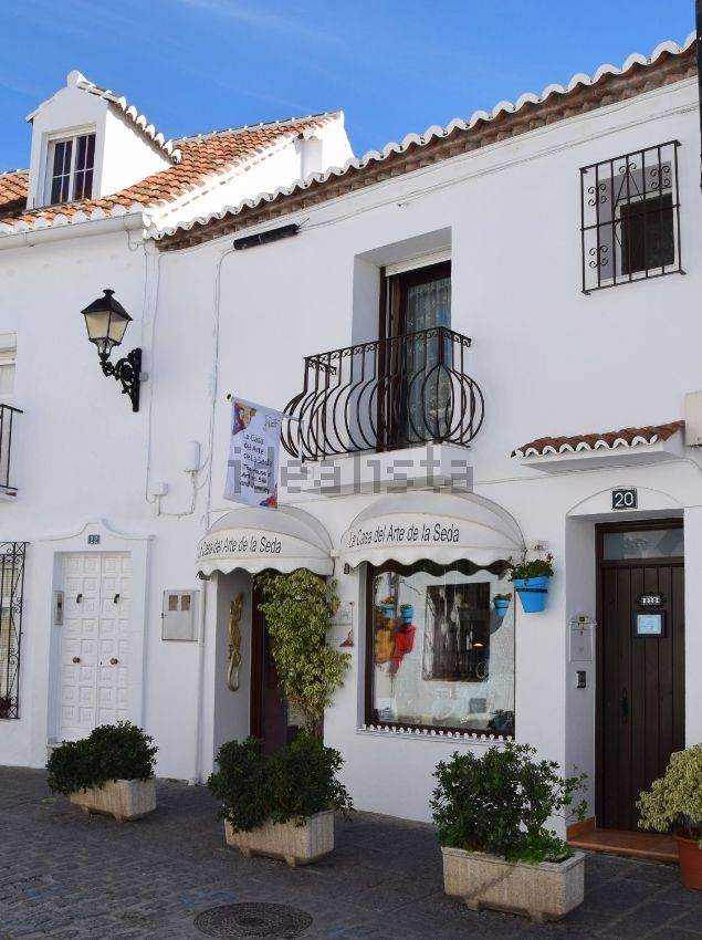 Casa de pueblo en venta en calle mlaga 20 Mijas Pueblo Pea