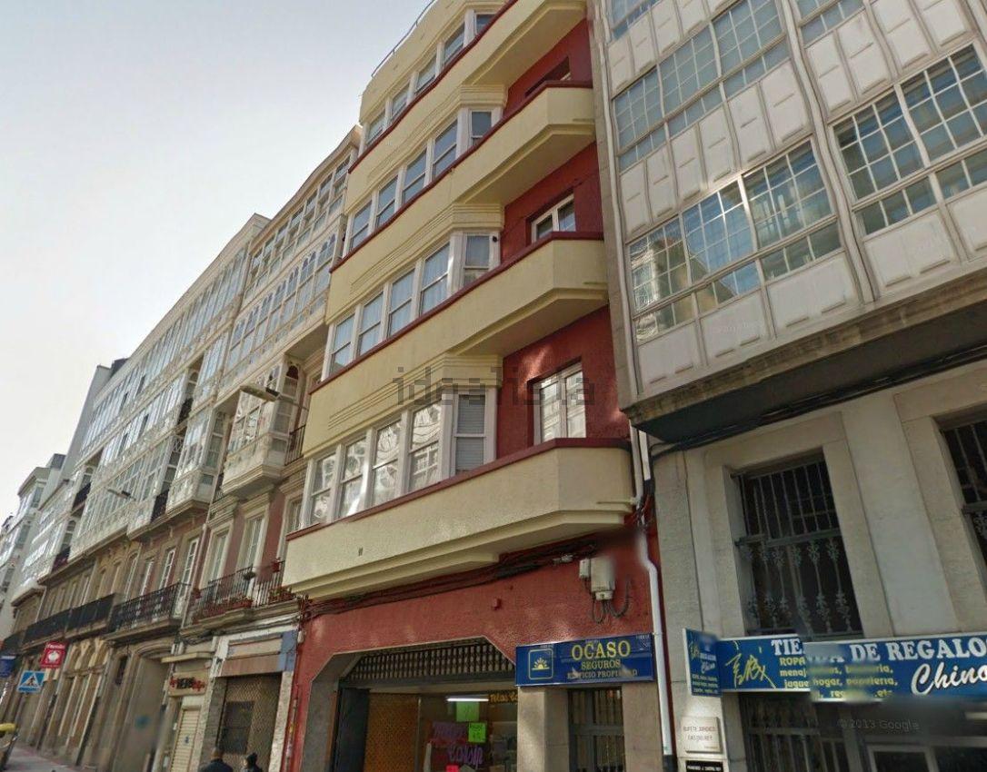 Alquiler de piso en calle Panaderas, 29, Ciudad Vieja - Centro, A Coruña