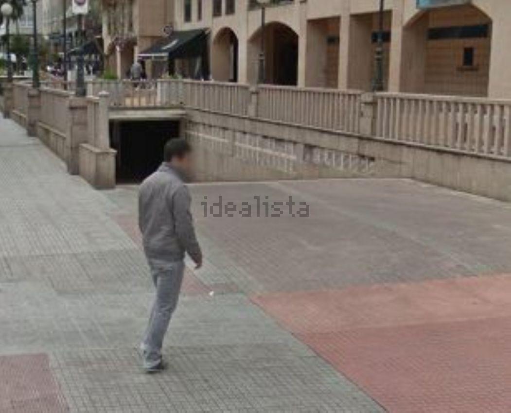 Alquiler de garaje en calle manuel murguía, 18, Riazor - Los Rosales ...