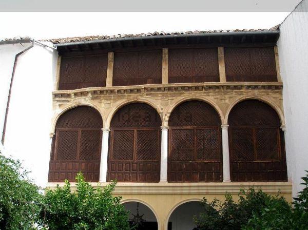 venta de casa palacio en antequera