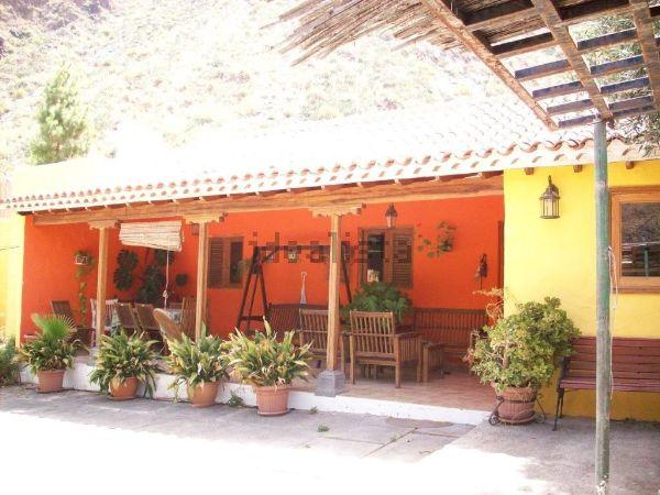 Casa Rural En Venta En Fataga S N San Bartolome Interior San