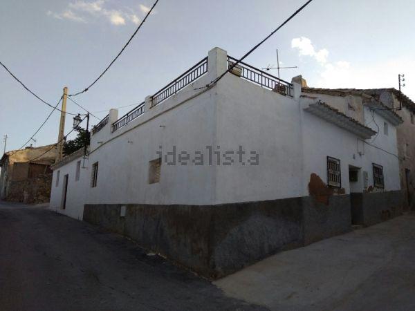 Casa De Pueblo En Venta En Calle Cal Y Canto 19 Puebla De Don Fadrique