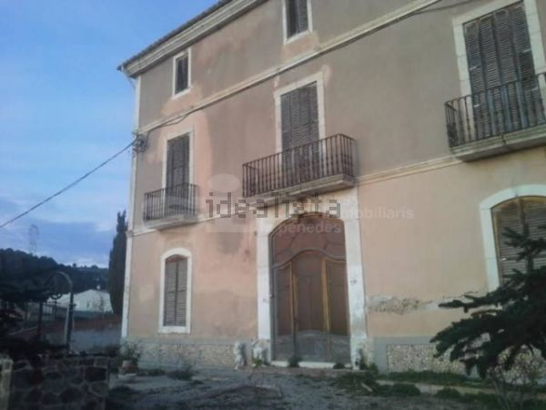 Casa O Chalet Independiente En Venta En Sant Cugat Sesgarrigues Alt