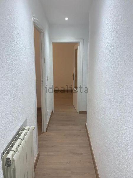 Imagen Pasillo de piso en calle Villardondiego, 25, Ambroz, Madrid