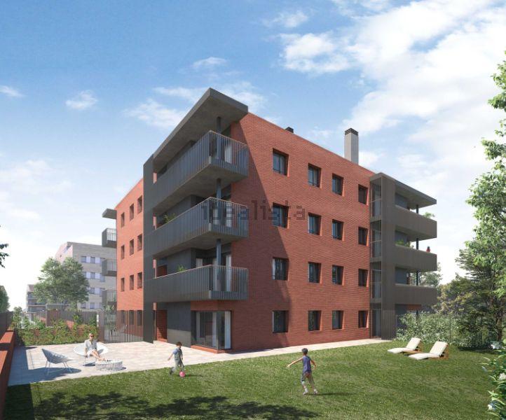 Residencial Alba Del Vallès Solvia Inmobiliaria Sant Fost