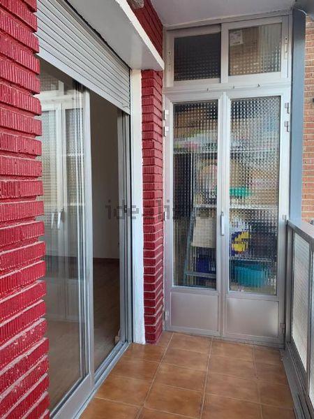 Imagen Terraza de piso en calle Villardondiego, 25, Ambroz, Madrid