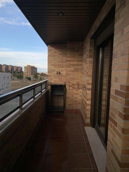 Imagen Terraza de piso en calle El Bosco, El Quiñón, Seseña