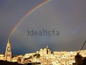Piso con vistas a la Catedral de Toledo