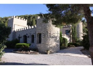 Casa independiente en Relleu