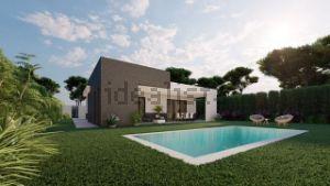 Casa independiente en calle La Monacilla s/n