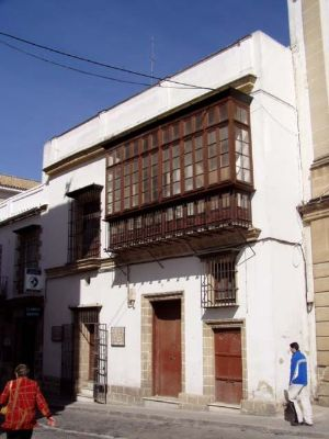 Chalet adosado en calle José Luis Díez, 6