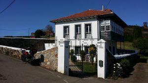Casa rural en Candamo