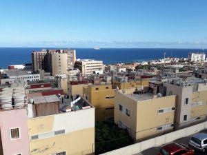 Piso en barrio San Juan de Dios-Salto del Negro-Playa de la Laja