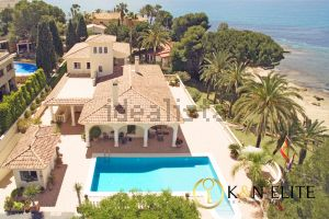 Villa estilo mediterráneo en venta en Alicante / Alacant