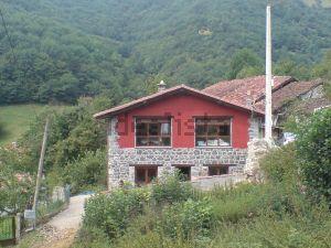 Casa rural en Caleao