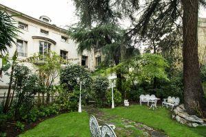 Casa independiente en barrio Castellana