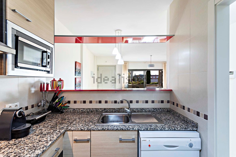 Imagen Cocina de dúplex en travesía el Secano, 129, Palomares