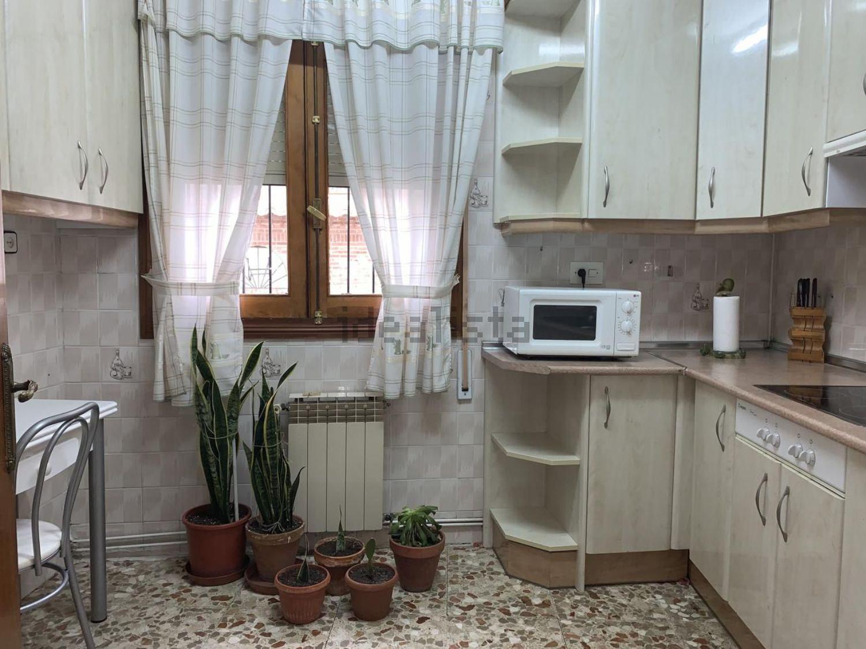 Imagen Cocina de  chalet adosado en travesía Palomero, Cuevas - Ilustración, Ciempozuelos