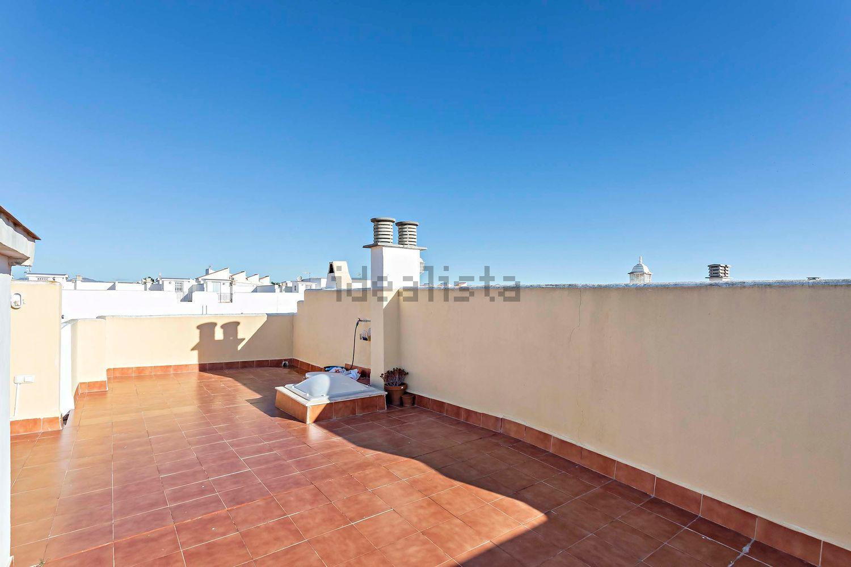 Imagen Terraza de ático en calle Magallanes, 190, Las Marinas, Vera