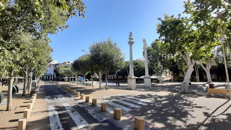 Imagen Vistas de piso en calle Reposo, 4, Plaza de la Gavidia-San Lorenzo, Sevilla